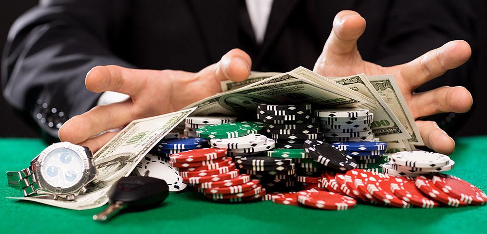 Gambling-All-in